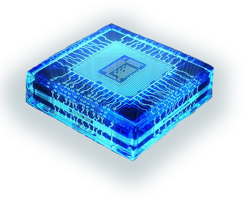 Liquid cooling for semiconductor chips